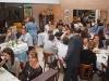 Visão panorâmica do restaurante Patuscada em festa